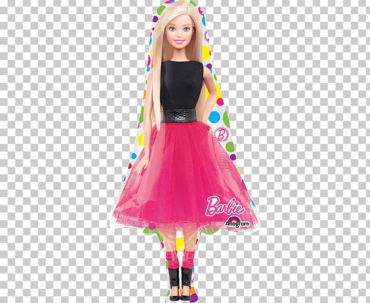 Gas Balloon Barbie Birthday Party PNG, Clipart, A2z Balloon.