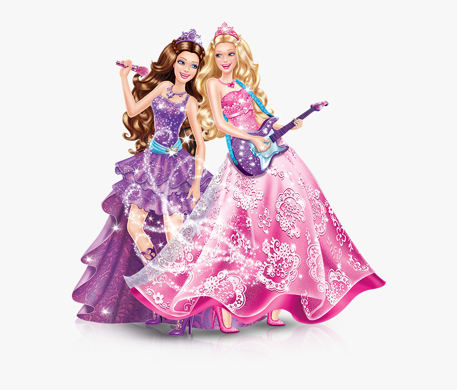 Barbie Birthday Png Images.