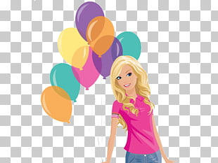 22 barbie Birthday Wishes Barbie Doll PNG cliparts for free.