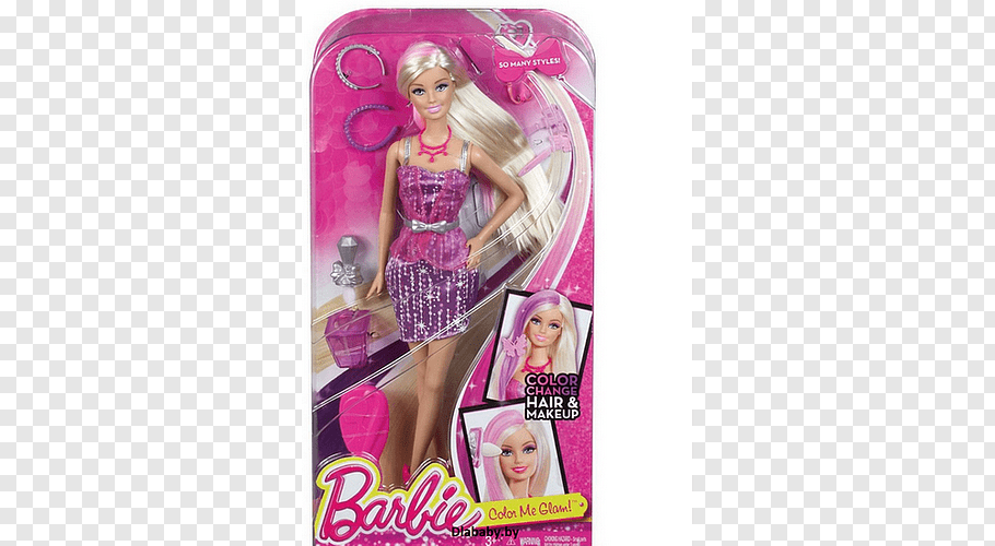 Barbie Fashion doll Toy Mattel, barbie free png.