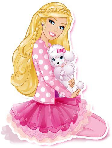 Barbie clipart 9 » Clipart Station.