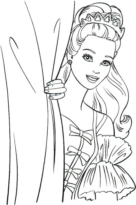 Barbie Clipart Outline 20 Free Cliparts Download Images On