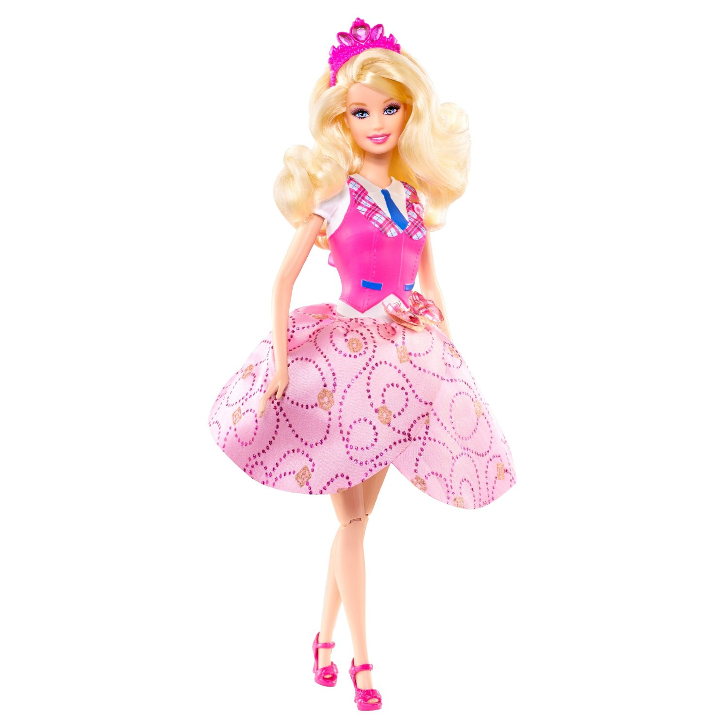 Clipart barbie doll.