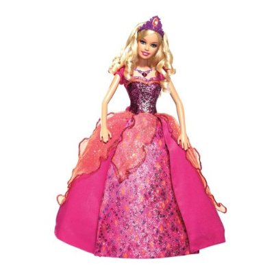 Barbie doll princess clipart.