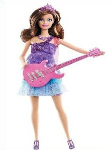 Free Barbie Doll Clipart.