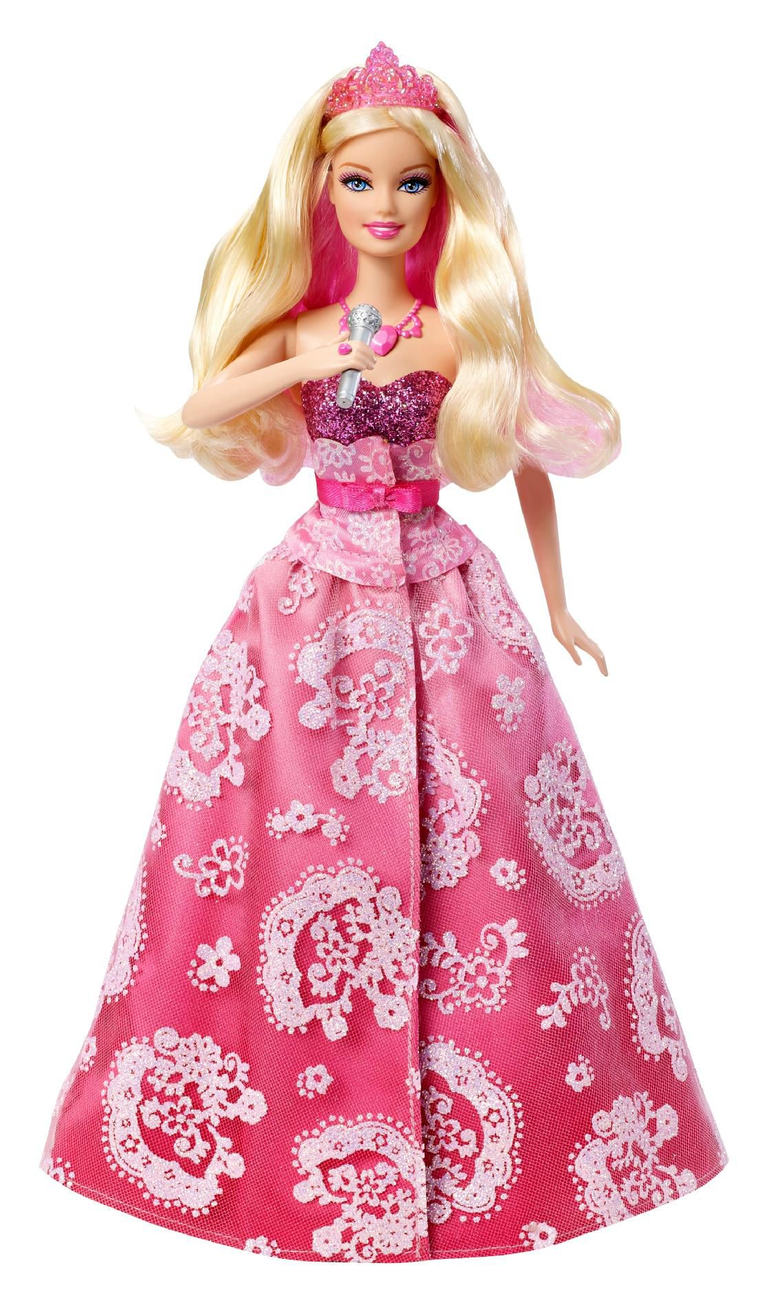 Princess And The Popstar Tori® Feature Doll.