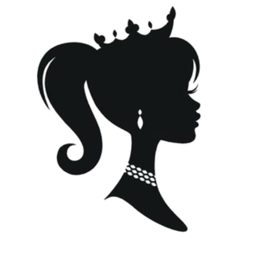 Clip art Barbie Silhouette Image Drawing.