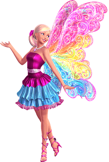 Barbie PNG images free download.