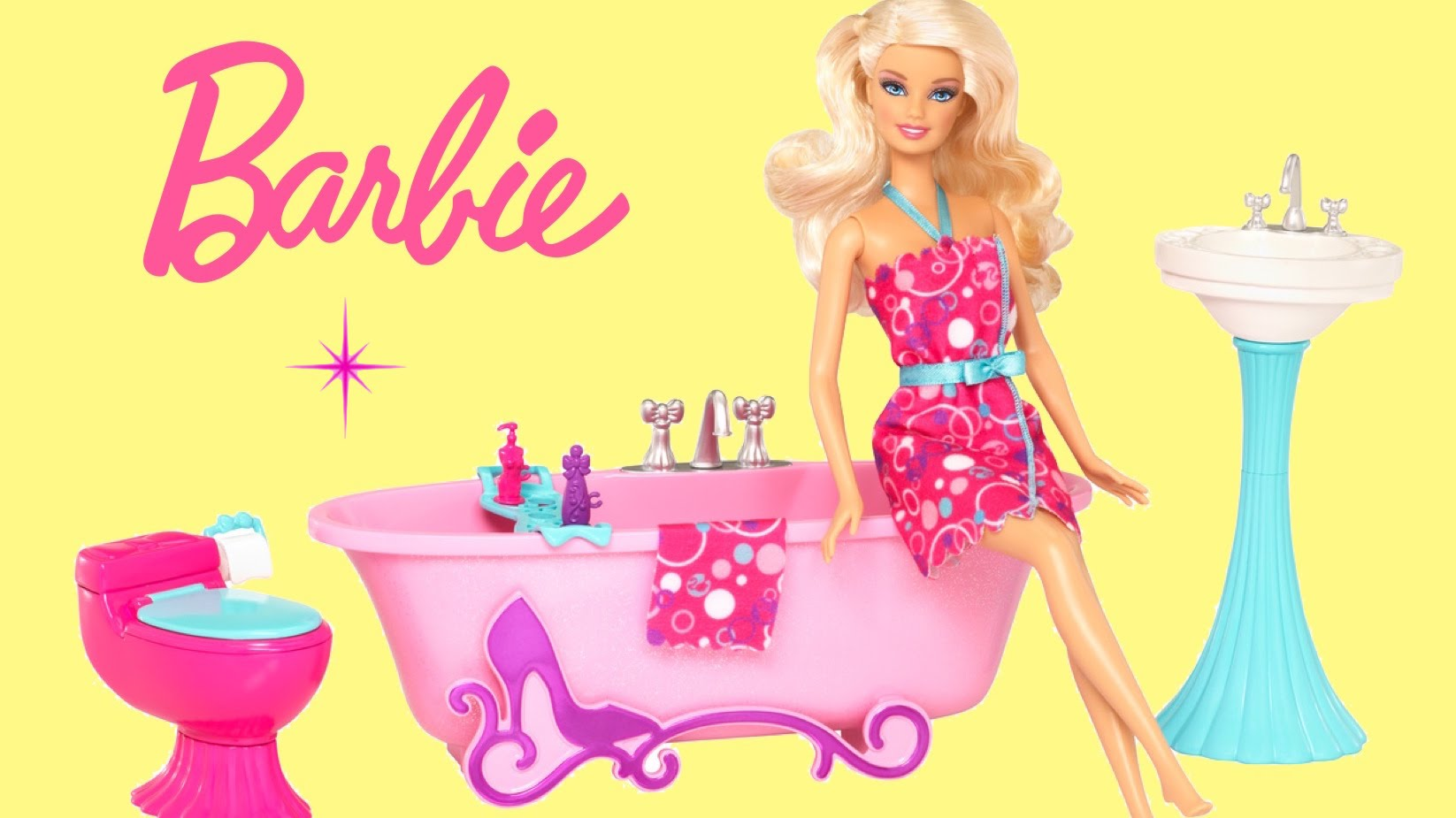 Barbie Life in The Dreamhouse.