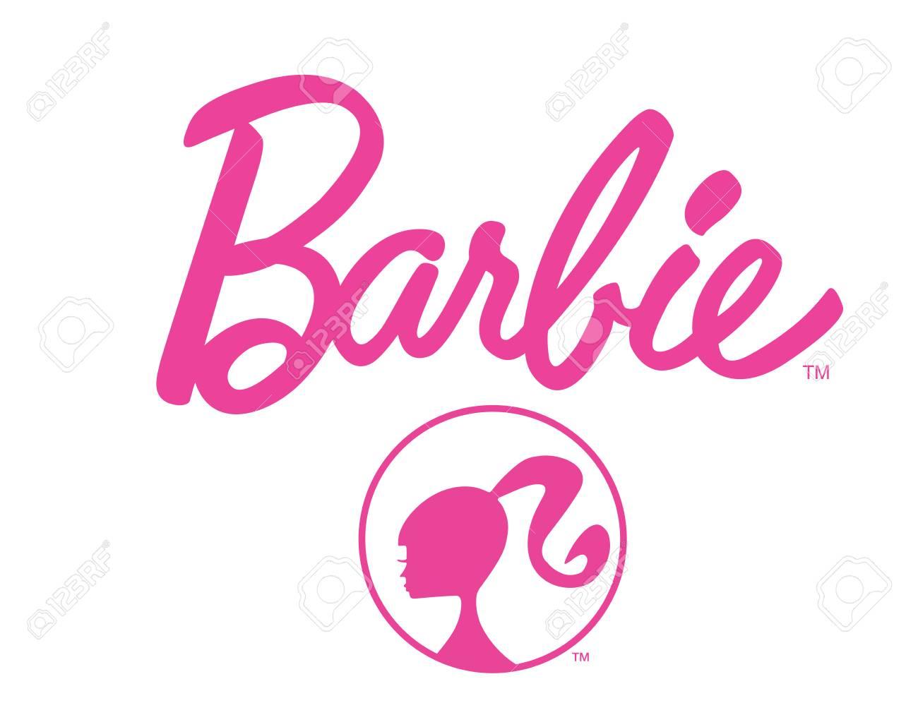 Barbie Logo & Free Barbie Logo.png Transparent Images #46957.