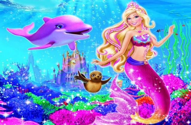 Barbie in A Mermaid Tale 2 *Hailey's New Favorite Movie*.