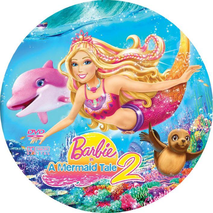 Barbie Mermaid Clipart.