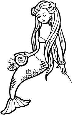 Barbie Mermaid Clipart (20+).