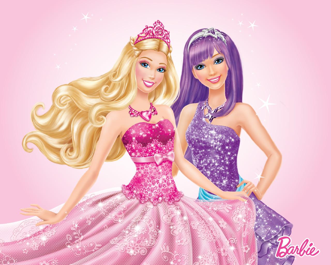 Barbie popstar clipart.