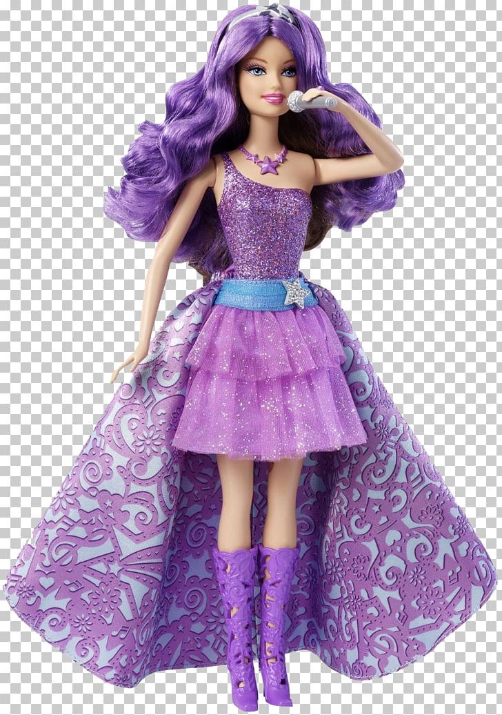 Barbie: The Princess & the Popstar Teresa Popstar Keira.