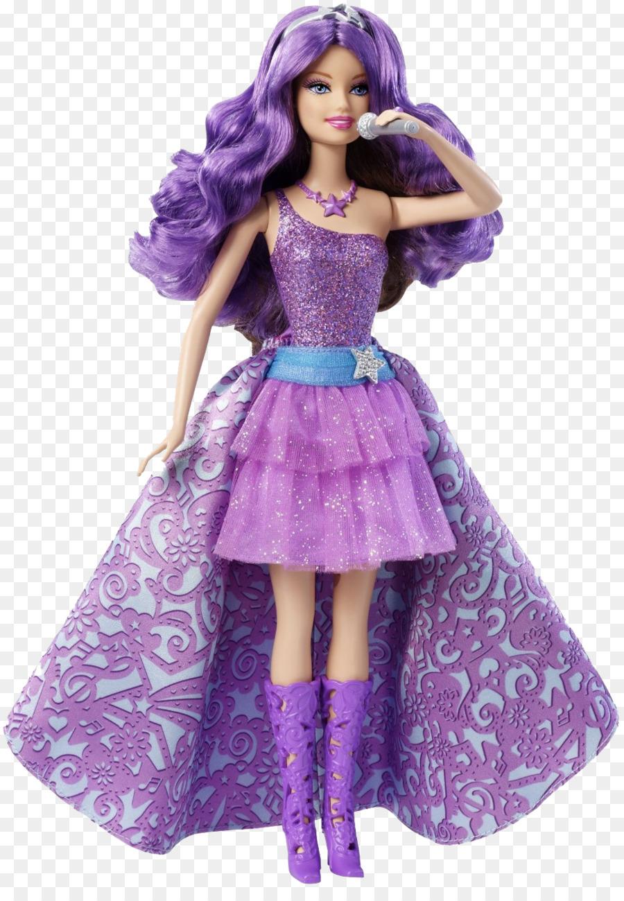 Barbie Cartoon png download.