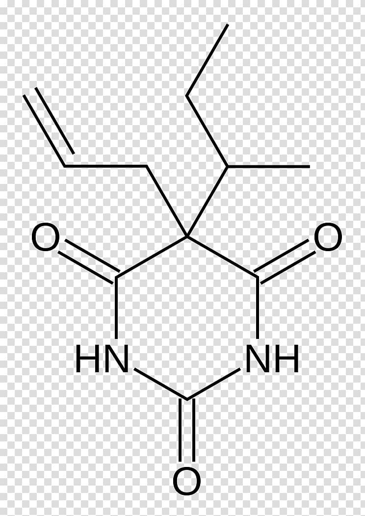 Barbiturate Phenobarbital Barbituric acid Chemical structure.