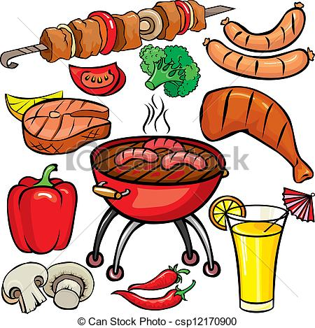 Barbecue Illustrations and Clip Art. 48,226 Barbecue royalty free.