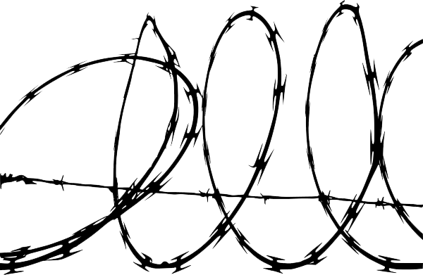 Barbwire PNG Transparent Images.