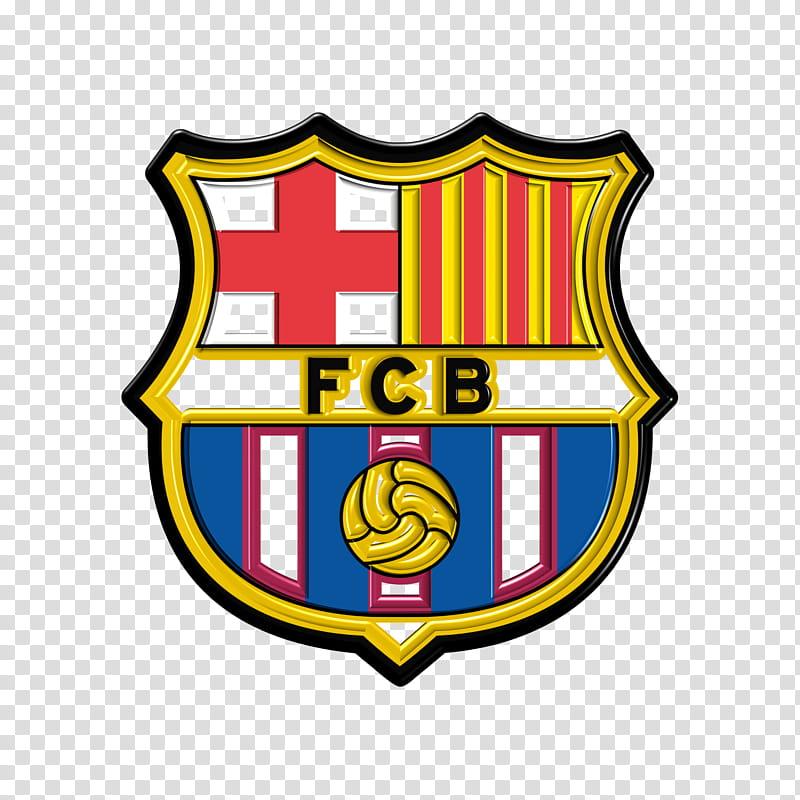 Logo Barca Colour transparent background PNG clipart.