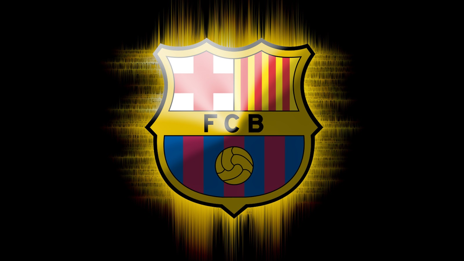 Free download Barcelona Logo Wallpaper 2014 HD Wallpaper.