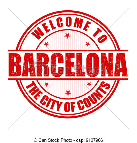 Spain barcelona Vector Clipart Illustrations. 686 Spain barcelona.