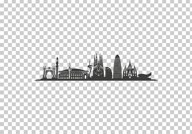 Skyline Silhouette PNG, Clipart, Animals, Art, Barcelona.