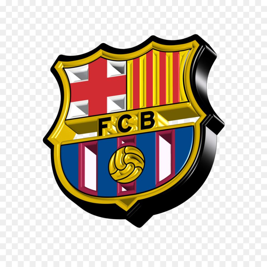 FC Barcelona Fußball clipart.