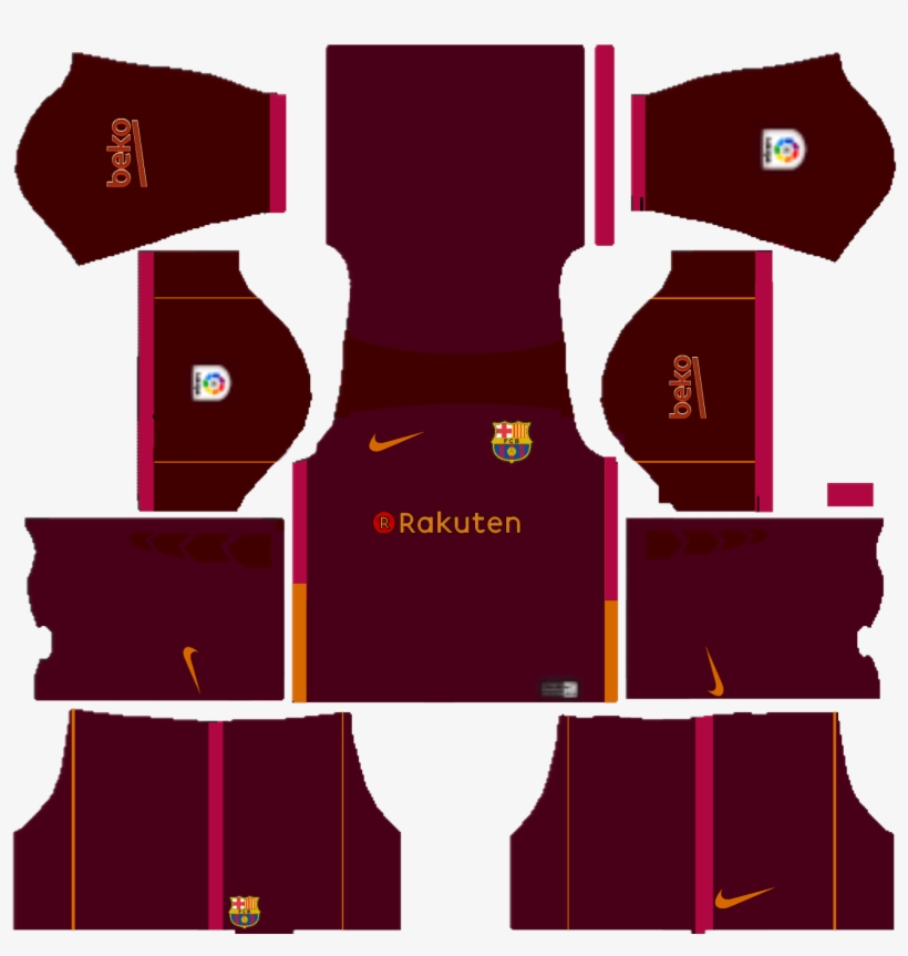 Dls 18 Kit Barcelona Kuchalana Barcelona Logo Fts Clipart.