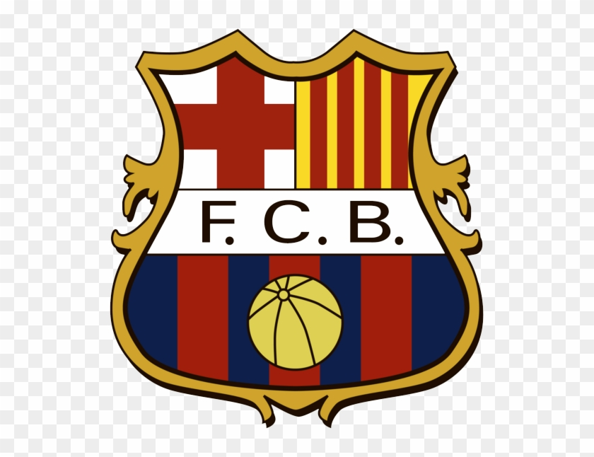Fc Barcelona Logo 1910.