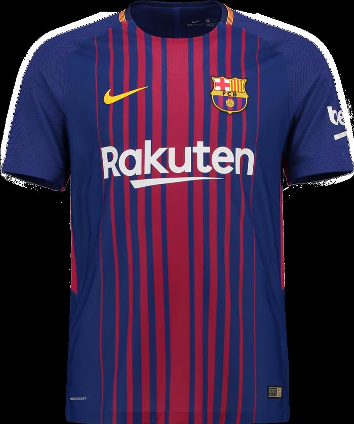 Download Nike Barcelona Home Vapor Match Shirt.