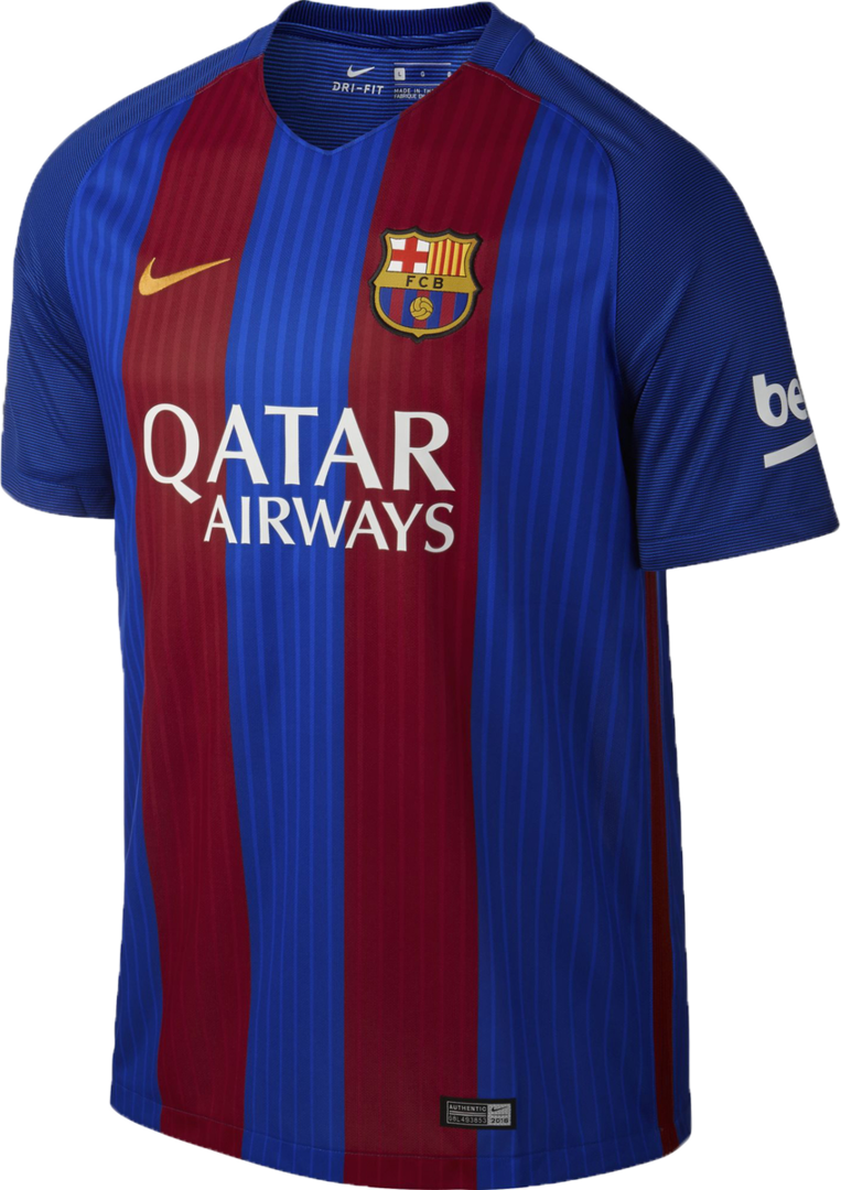 FC Barcelona Home Shirt 16/17, Adults.