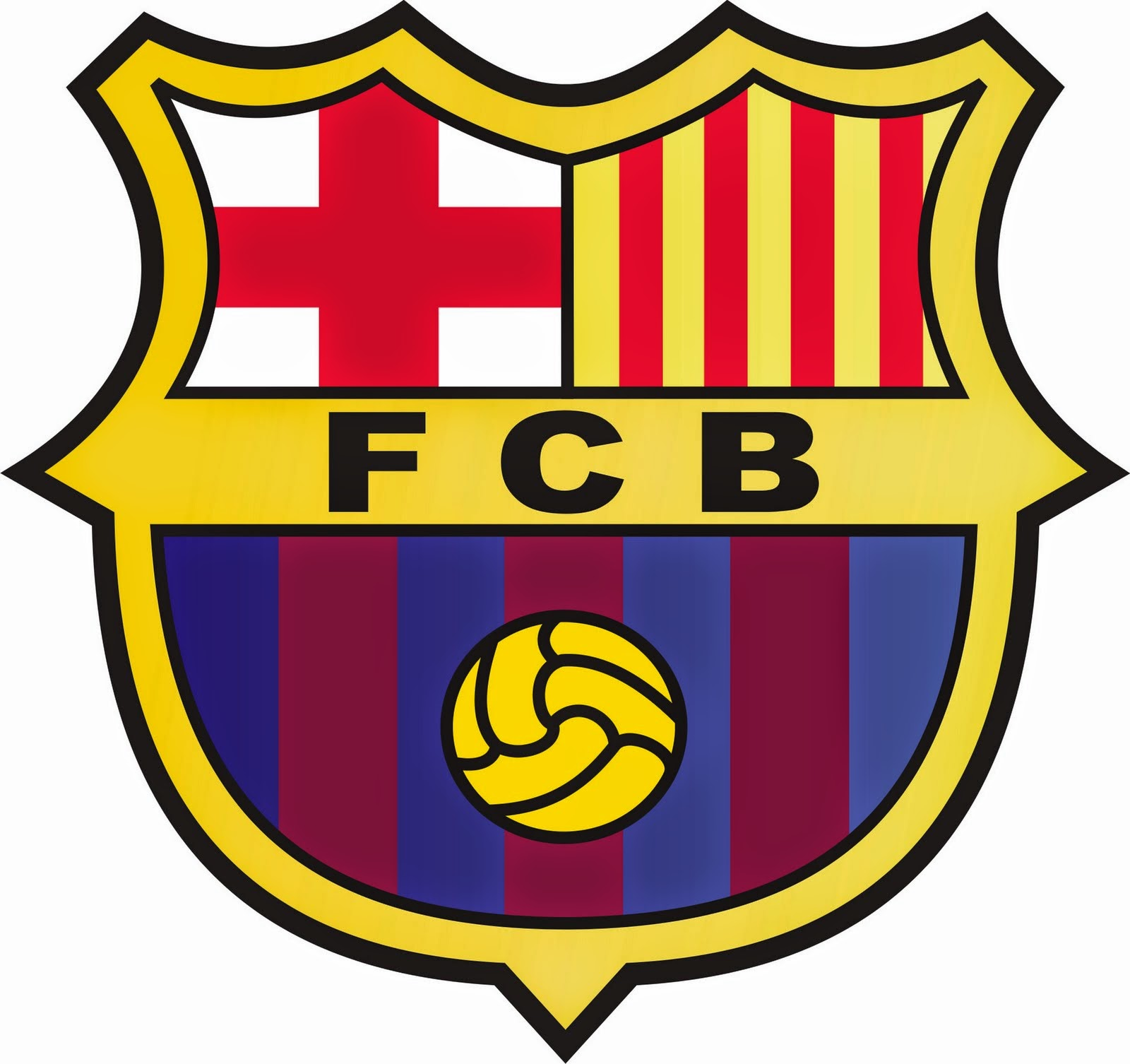 Dream league soccer barcelona Logos.