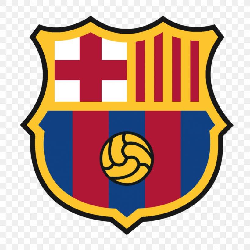 FC Barcelona Logo Vector Graphics Football Image, PNG.