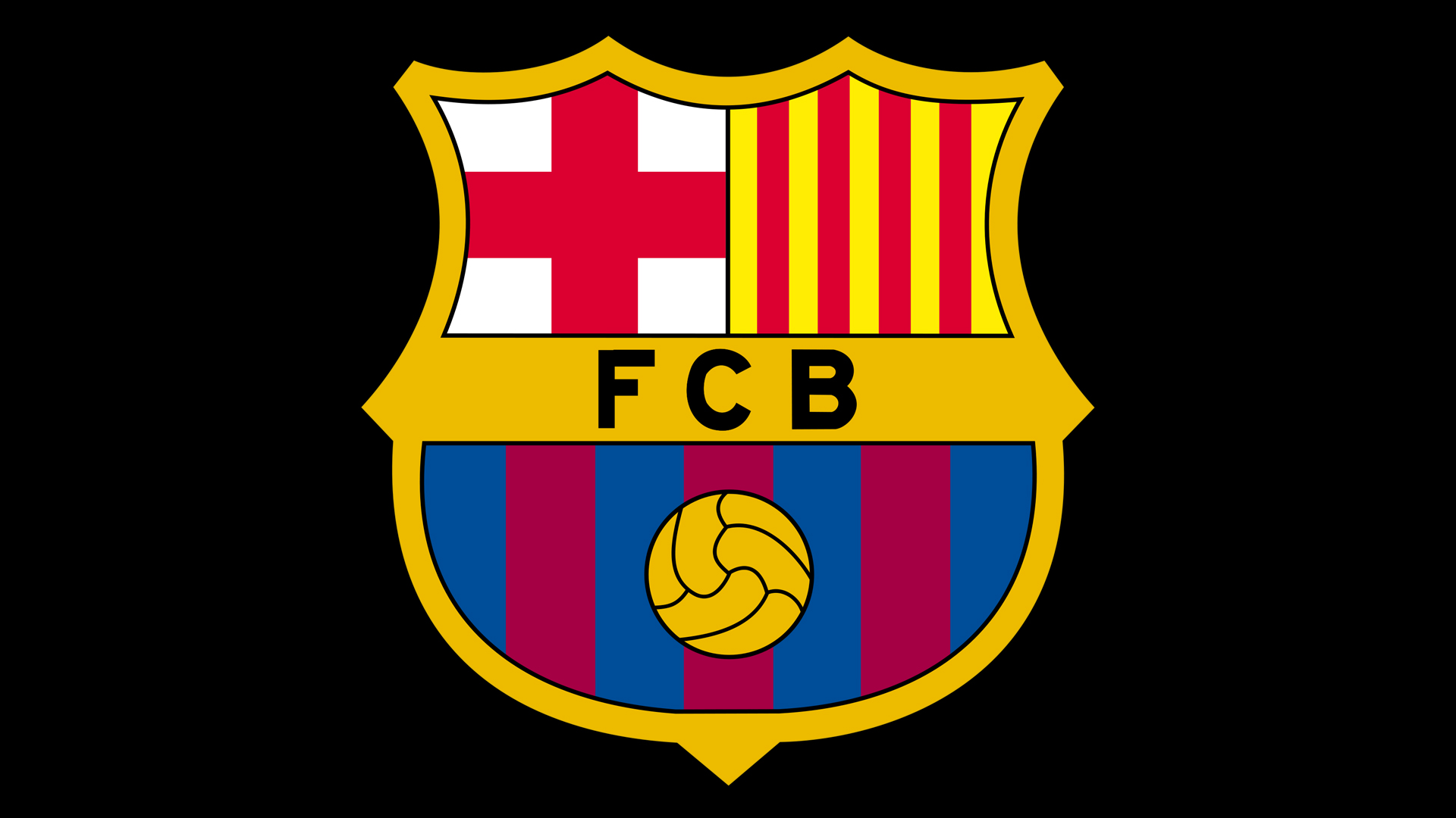 Meaning Barcelona logo and symbol.