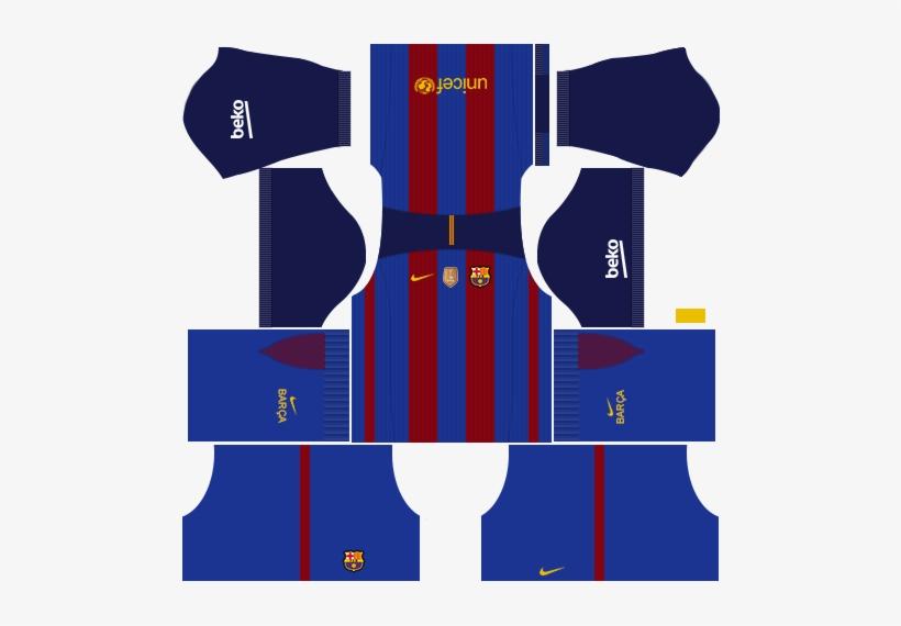 Fc Barcelona Kit.