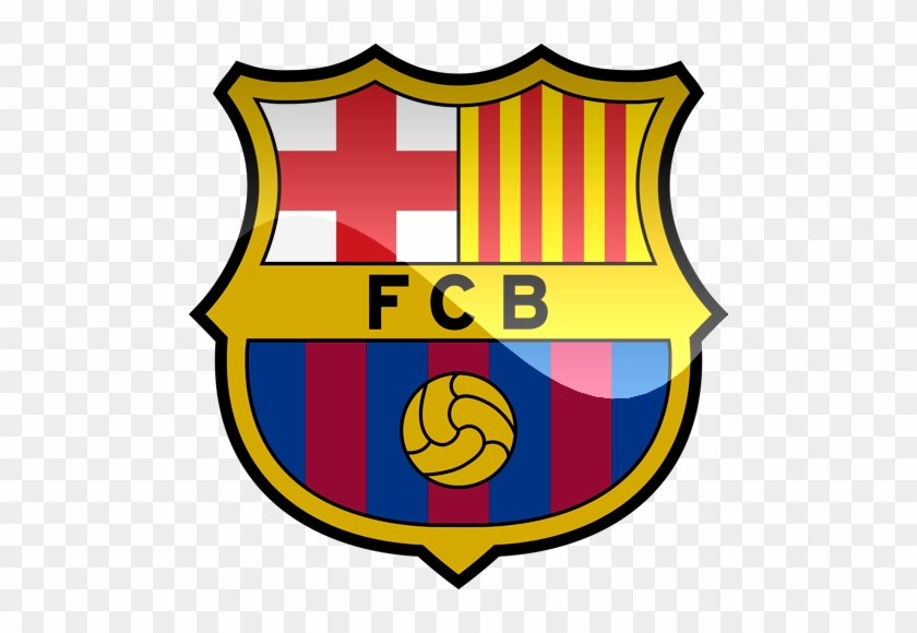 Logo Do Barcelona Dream League Soccer.