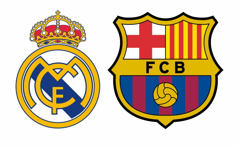Download Logo Fc Barcelona Real Madrid Svg Eps Png.