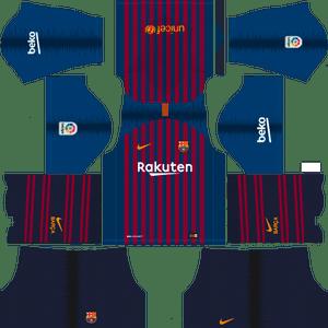 Barcelona 2018.