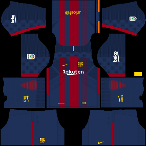 Dream League Soccer 2019 Barcelona Logo Url.