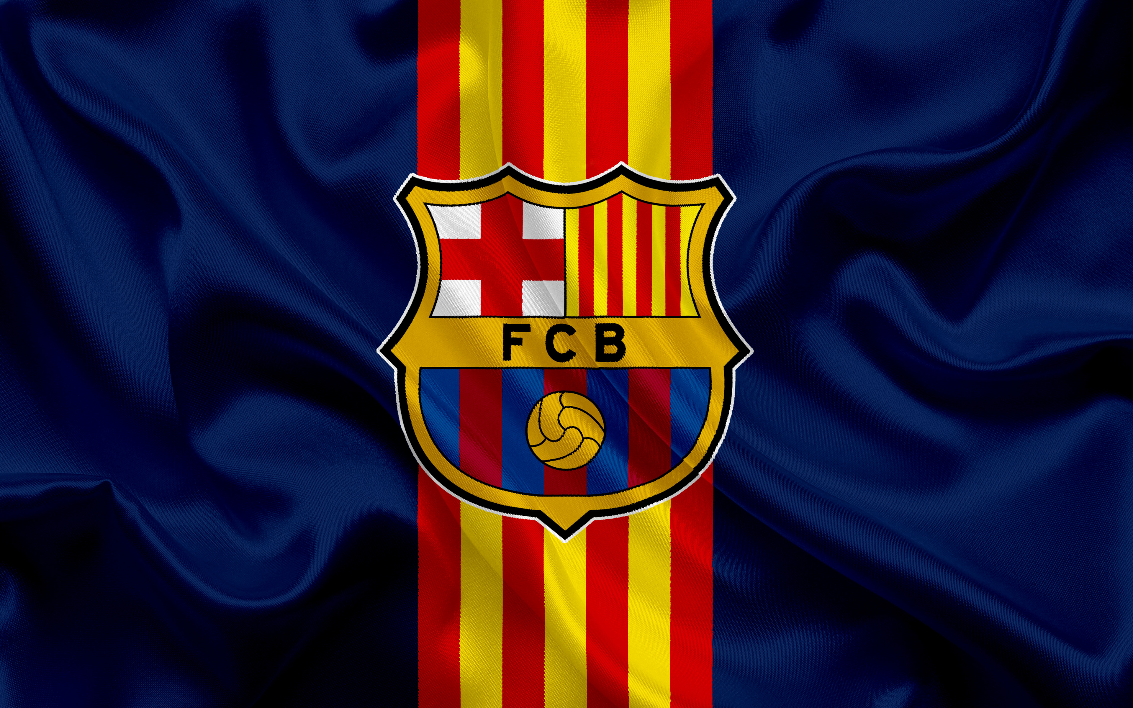 Fc Barcelona Wallpaper 4k.
