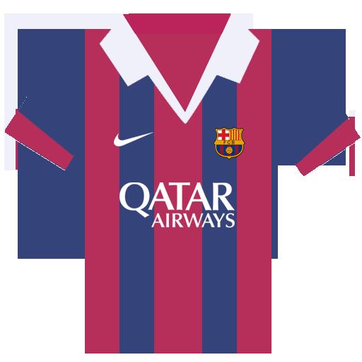 Barcelona icon.