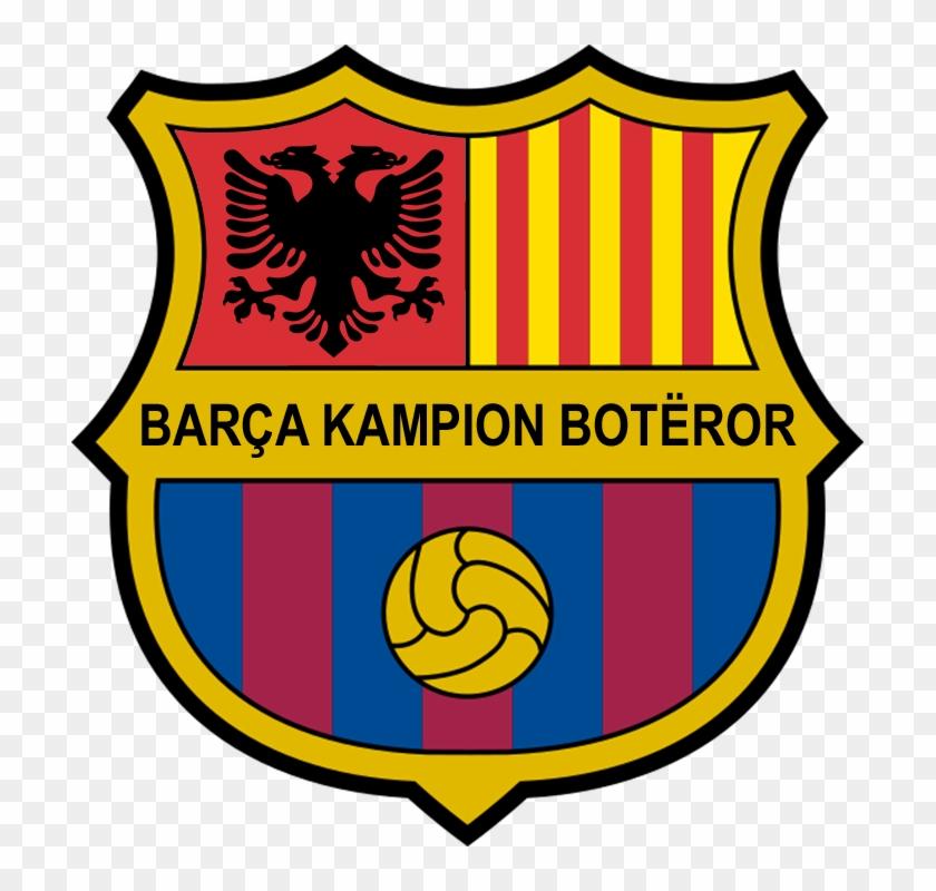 Barça Kampion Boteror.