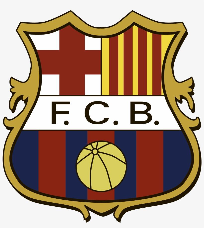 Fc Barcelona Logo Old.
