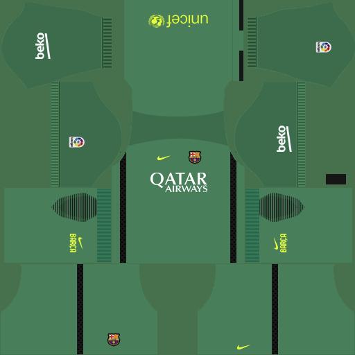 Barcelona Kits & Logo URL Dream League Soccer.