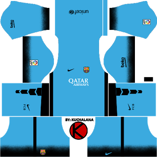 Barcelona Kits 2015/2016.