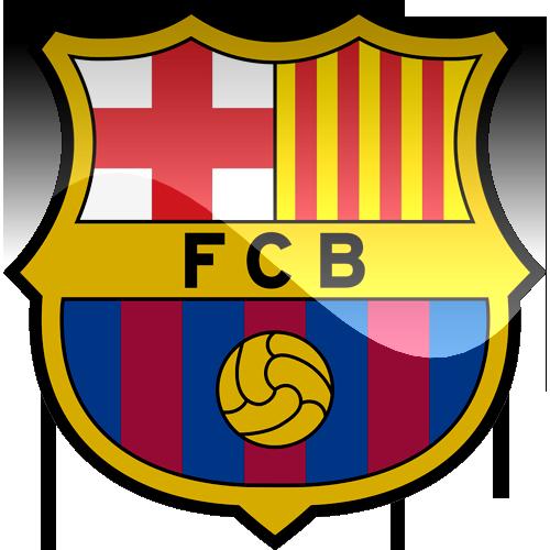 Fc Barcelona Logo Png Images.