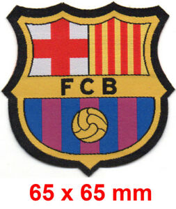 Details about Spain Barcelona soccer football club iron.