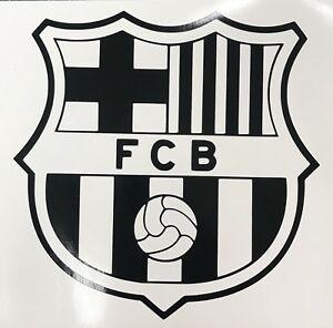 Details about FC BARCELONA Logo Soccer Football Car Window Truck Laptop  Vinyl Decal Sticker.