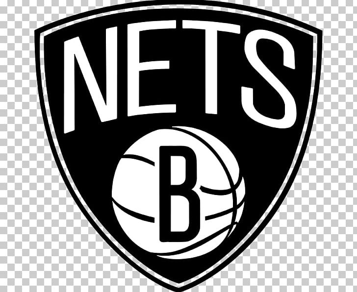 History Of The Brooklyn Nets NBA Barclays Center Logo PNG.